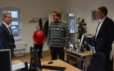 Stefan Wenzel besucht my.worX